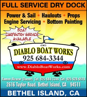 Diablo Boat Repair Service